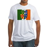 Four Provinces Shield Fitted T-Shirt