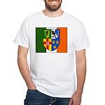 Four Provinces Shield White T-Shirt