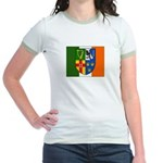 Four Provinces Shield Jr. Ringer T-Shirt