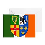 Four Provinces Shield Cards (Pk of 10)