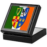 Four Provinces Shield Keepsake Box