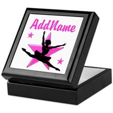 DANCE SUPER STAR Keepsake Box