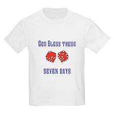 Seven Days Christian Kane T-Shirt