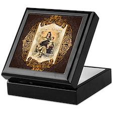 Our Lady of Mt Carmel Keepsake Box