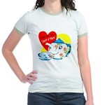 Cup o' Tea Jr. Ringer T-Shirt