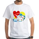 Cup o' Tea White T-Shirt