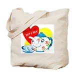 Cup o' Tea Tote Bag