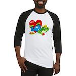 Froggy Valentine Baseball Jersey