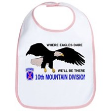 10th MOUNTAIN DIVISION Bib
