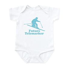 Blue Future Telemarker Onesie