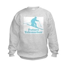 Blue Future Telemarker Sweatshirt
