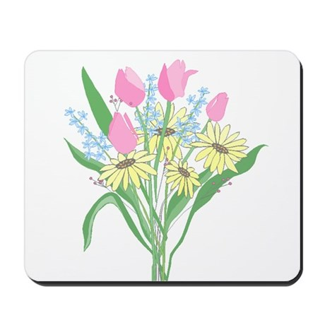 Valentine Bouquet Mousepad