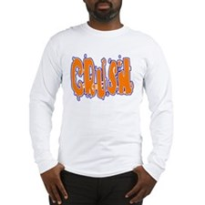 OK Crush Orange Long Sleeve T-Shirt