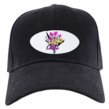 Love Bouquet Black Cap