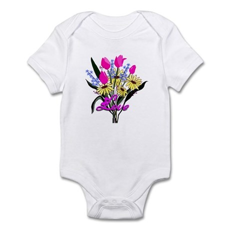 Love Bouquet Infant Bodysuit