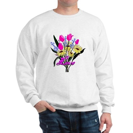 Love Bouquet Sweatshirt