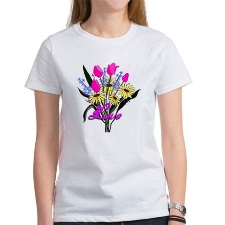 Love Bouquet Women's T-Shirt