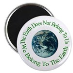 Belong to the Earth Magnet
