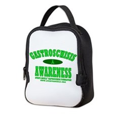 Gastroschisis Awareness Neoprene Lunch Bag