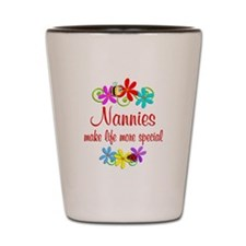 Special Nannie Shot Glass