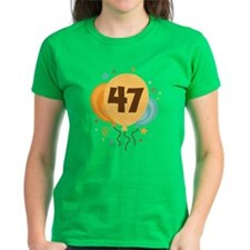 47th Birthday Party Tee