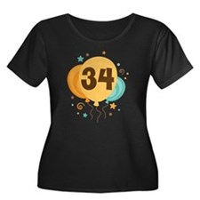 34th Birthday Party T