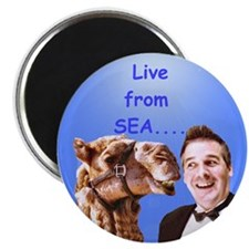 "Live from SEA .... 2.25"" Magnet (10 pack)"