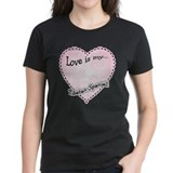 Love is my Tibetan Spaniel Tee