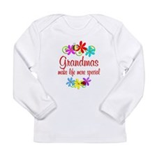 Special Grandma Long Sleeve Infant T-Shirt
