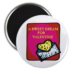 Valentine Sweet Dream Magnet