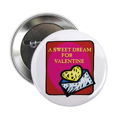 Valentine Sweet Dream Button