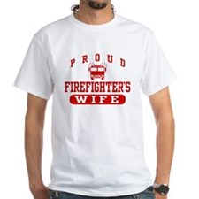Proud Firefighter's Wife Shirt
