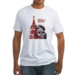 Lenin Fitted T-Shirt