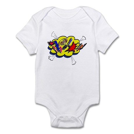 Expletive! Infant Bodysuit