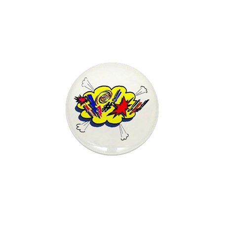 Expletive! Mini Button (100 pack)