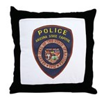 Arizona Capitol PD Throw Pillow