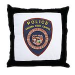 Arizona Capitol PD Throw Pillow