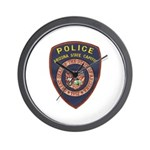 Arizona Capitol PD Wall Clock