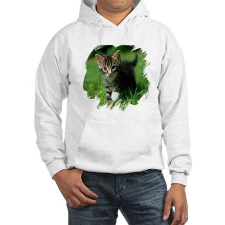Baby Kitten Hooded Sweatshirt