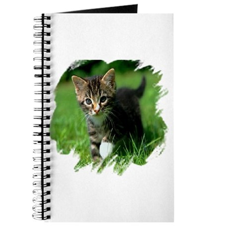 Baby Kitten Journal