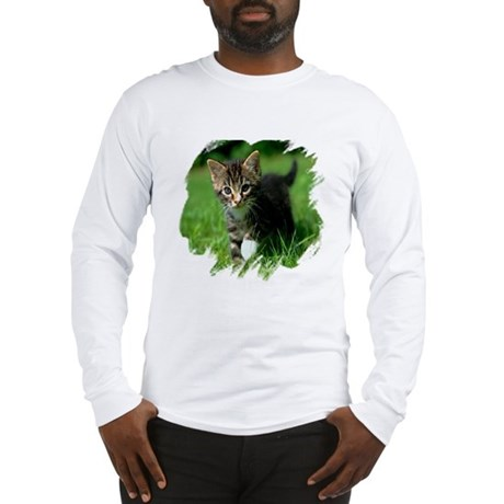 Baby Kitten Long Sleeve T-Shirt