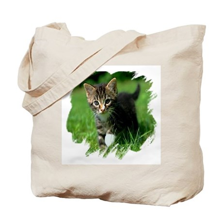 Baby Kitten Tote Bag