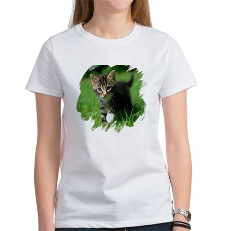 Baby Kitten Women's T-Shirt