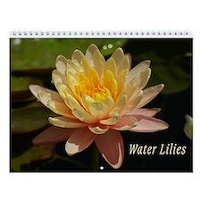 Water Lilies Vol 1 Wall Calendar