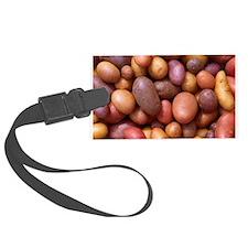 Potato Luggage Tag