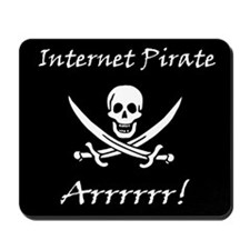 Internet Pirate Mousepad