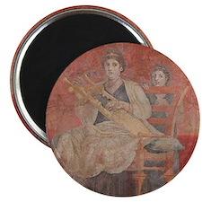 Cute Pompeii Magnet