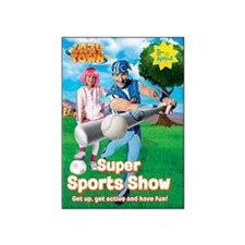 LazyTown - Super Sports Show