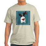 Papillion Ash Grey T-Shirt
