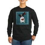 Papillion Long Sleeve Dark T-Shirt